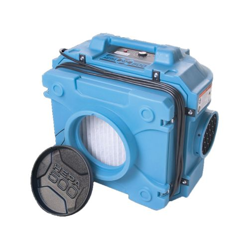 DefendAir F284-230V HEPA 500 Air Scrubber And Negative Air Machine 240V~50Hz